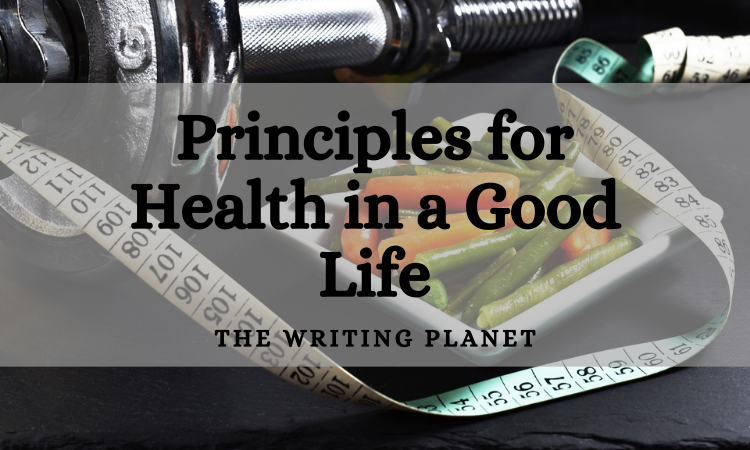Principles for Health in a Good Life