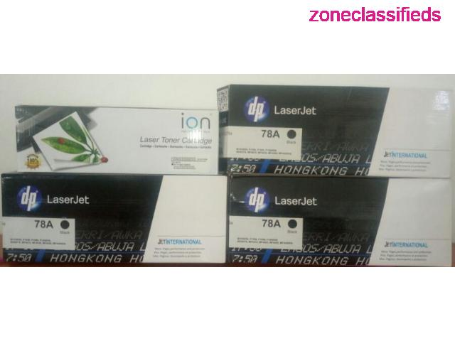 Toner Cartridge for good quality print our of document. - 2/3