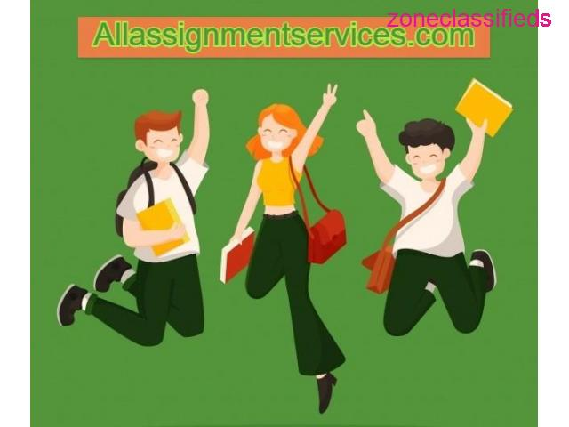 Academic assignment services - 1/1