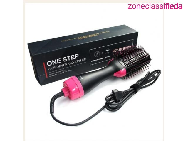 HAIR DRYERS AND VOLUMIZER BLOWER PROFESSIONAL 2-IN-1 HAIR - 1/8