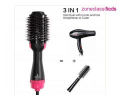 HAIR DRYERS AND VOLUMIZER BLOWER PROFESSIONAL 2-IN-1 HAIR