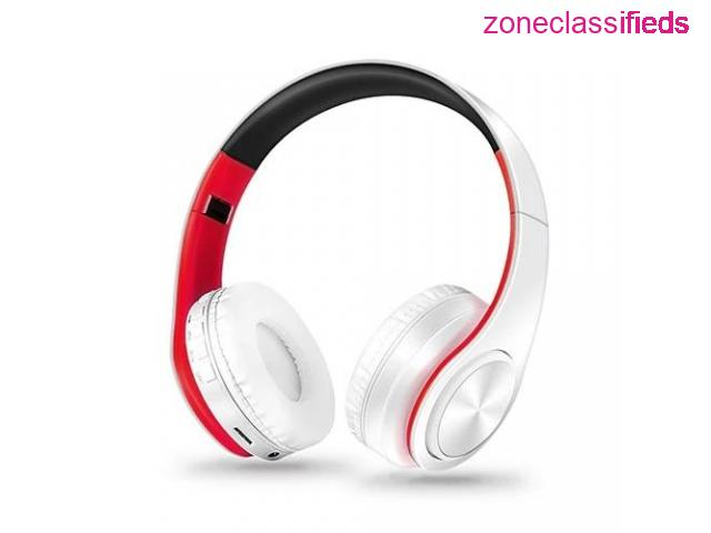 #STEREO FOLDABLE SPORT EARPHONE# - 1/2