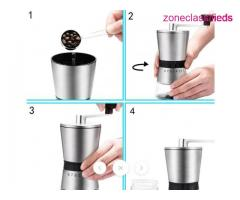 REUSABLE STAINLESS STEEL COFFEE CAPSULE