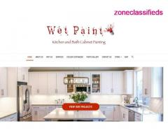 wet paint services