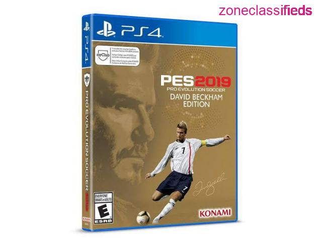 PES 4 for sale - 1/2
