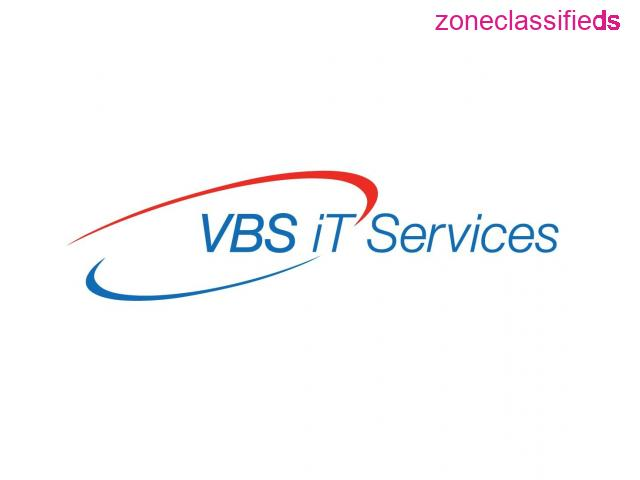 Managed IT Services Toronto - 1/5
