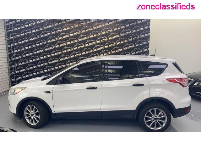 2014 FORD ESCAPE - 1/7