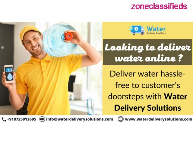 Water Delivery Software - 1/1