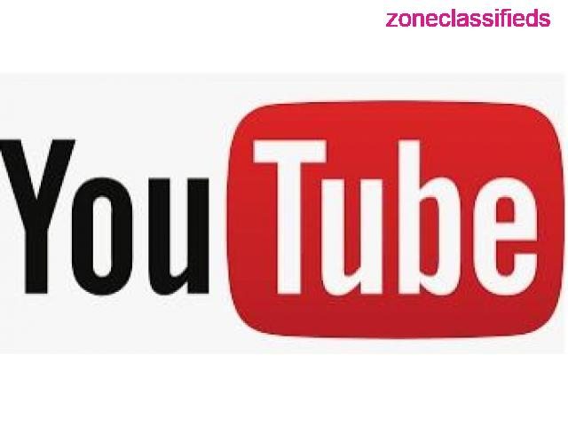 **Get paid to use FACEBOOK, TWITTER and YOUTUBE** - 5/7