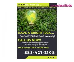 Have a Bright Idea to Save Your Money