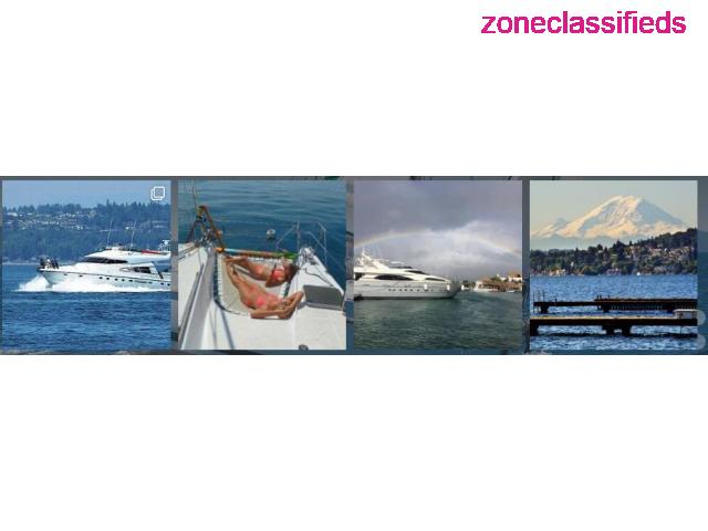 Pacific Northwest Yacht Charter - 1/1