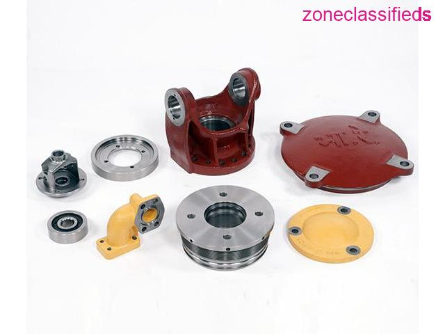 Iron Casting Manufacturers and Suppliers - Bakgiyam Engineering - 1/4