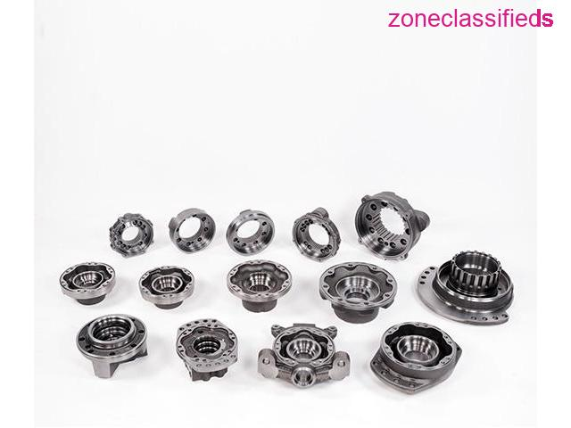 Iron Casting Manufacturers and Suppliers - Bakgiyam Engineering - 3/4