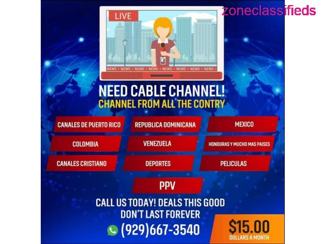NEED CABLE CHANNEL AND FREE PVP 70% OFF - 2/2
