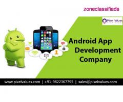 Trusted Mobile App Development Company in India-Pixel Values Technolabs