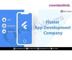 Searching For A Reliable Flutter App Development Company? Visit Pixel Values Technolabs