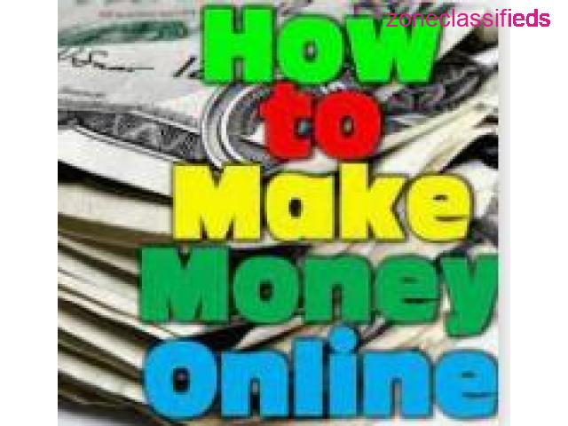 Tired of clicking on Ads and getting pennies? Make hundreds of $$ per day right now - 1/2
