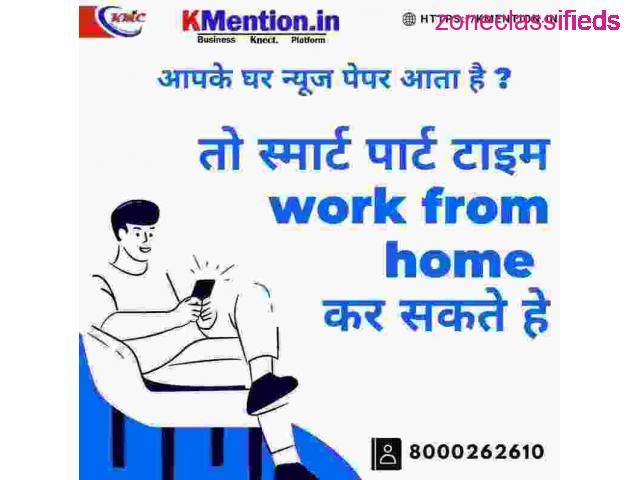 Work from home Ad posting copy past work or form filling Pune - 1/1