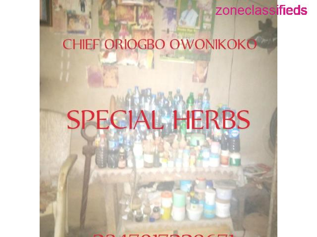 The most talented Spiritual Herbalist in Nigeria+2347017229671 - 3/3