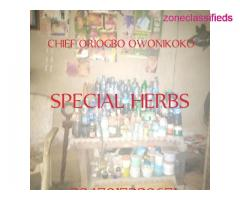The most powerful spiritual Herbalist and native doctor